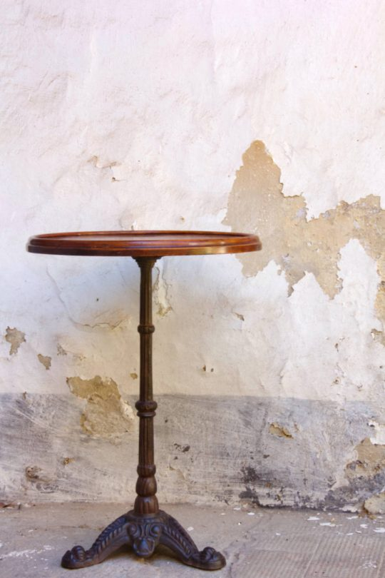 tavolino bistrot